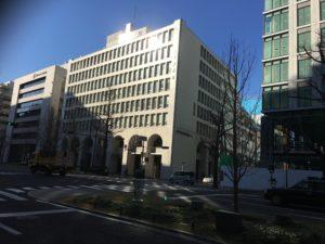 淡路町のパソナキャリア大阪のビル
